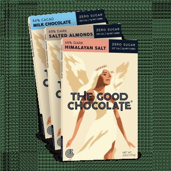 The Good Chocolate: Best Seller Bundle