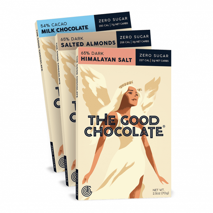 The Good Chocolate: Best Seller Bundle