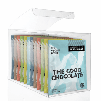 Vegan Chocolate Variety 12 Gift