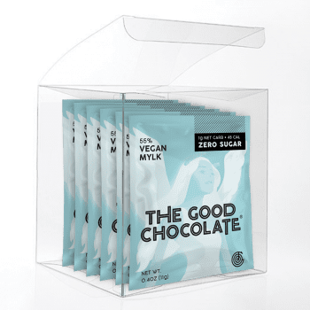 Vegan Mylk Chocolate 6-pack