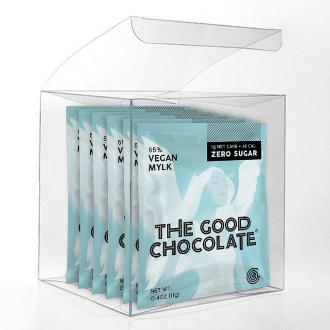 Vegan Mylk Chocolate 6-pack