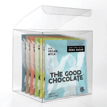Vegan Chocolate Variety 6-pack