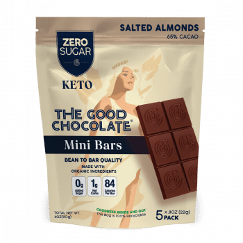Salted Almonds Mini-Bar 5-pack